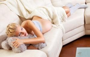 הפרעות שינה ונחירות לאחר לידה
